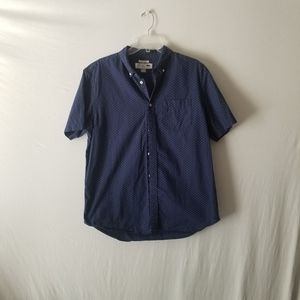 Old Navy button down short sleeve shirt